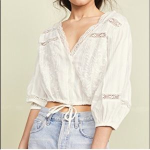Free People - Follow Your Heart Top